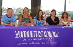 """DC Council on Humanities' Panel """"ABC'S of DC: Americans, Blogs, and Culture"""" (2011)"""