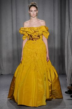 Marchesa Fall 2014 RTW - Runway Photos - Fashion Week - Runway, Fashion Shows and Collections - Vogue