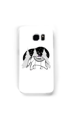 """Far escape"" Samsung Galaxy Cases & Skins by ptitsa-tsatsa | Redbubble"