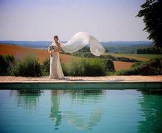 Mary-+-Alun-Wedding-in-the-South-of-France-wedding-dress-Sarah-Janks-Daphne-photographer-Matthew-Weinrab