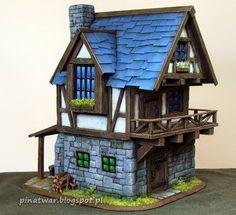 http://pinatwar.blogspot.de/2014/08/kuznia-blacksmith-house.html