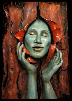 Wall Sculpture - Kim Grace