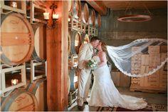Melissa and Ben   A DeLille Cellars Wedding