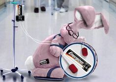 Did you know the Energizer Bunny was arrested? He was charged with battery! LOL. Sorry, but I came across that joke when I was looking for an image for my Monday post. My sister and I used to r…