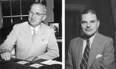 1948 - HARRY S. TRUMAN VS. THOMAS E. DEWEY (R) This is believed to be the greatest electoral upset in American history. Almost all public opinion polls indicated that Republican nominee Thomas E. Dewey would defeat Harry S. Truman. Truman was a supporter of the Civil Rights movement, which caused in struggle with the opposition in his own conservative Democratic party.