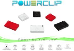 PowerClip: the Worlds most advanced key fob   Indiegogo