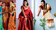 Saree is the most chosen outfit for the woman in India. It has got a universal acceptance as it suits any lady irrespective of the height, colour or the weight.