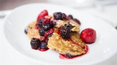 Start your morning with Joy Bauer's 5-ingredient protein pancakes