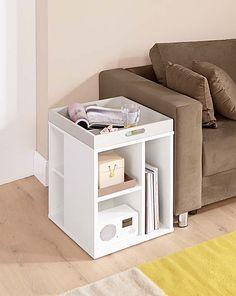Helyet az új dolgoknak! Bútorok és lakáskiegészítők - a Tchibo-n