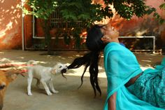 Where are you going Radha?!! I want more love!