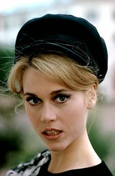Beautiful Portraits of Jane Fonda in the 1960s