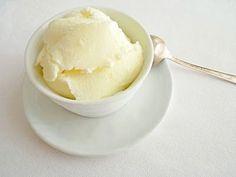:pastry studio: Lemon Sherbet