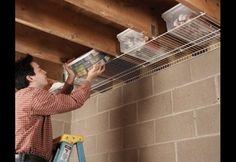 Whether you're struggling to squeeze into a small space, or your mega mansion is over flowing with crap, these 50 storage hacks will save your.