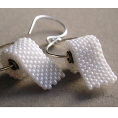 Toomer's Earrings! I'm pretty sure my sister would love these!