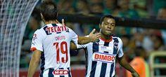 Dorlan Pabón recibió insultos racistas en victoria de Monterrey