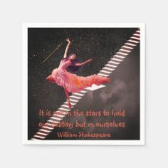 Not in the Stars Paper Napkins Create Your Own, Create Yourself, Party Napkins, Ecru Color, Presentation, Stars, Paper, Things To Sell, Sterne