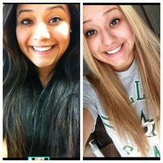Antes y despues:)