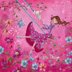 Illustrations Greeting Cards 2013 by Caroline Bonne-Müller, via Behance