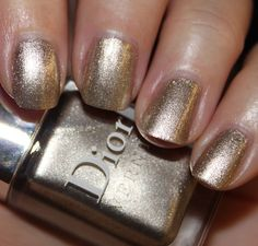 271 - SEP 28 - It's not DIOR, but I've had this color for years, too - perfect for a fall wedding pedi