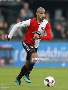 Karim El Ahmadi of Feyenoordduring the Dutch Eredivisie match... #elsaler: Karim El Ahmadi of Feyenoordduring the Dutch… #elsaler