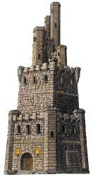 Our Castle Tower Cutout is a fantastic backdrop for any fairytale or princess themed party. Each cardboard tower cutout measures 4 feet and is printed on both sides.