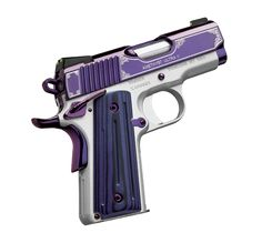 Kimber America | Amethyst Ultra™ IILoading that magazine is a pain! Get your Magazine speedloader today! http://www.amazon.com/shops/raeind
