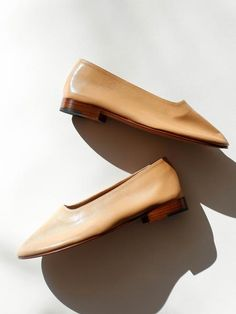Martiniano Glove Shoe - Almond