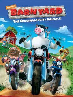 Amazon.com: Barnyard: Kevin James, Courteney Cox, Sam Elliott, Danny Glover: Movies & TV
