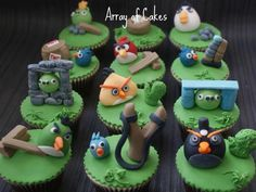 Birdelicious! Which one would you eat?