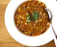 Recipe Smokey Qunioa Stew by Nat Louise - Recipe of category Main dishes - vegetarian