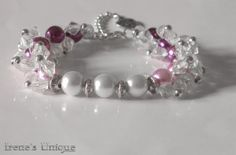 ✿ Crystallize 15,00 RON Beaded Bracelets, Crystals, Unique, Shop, Handmade, Jewelry, Bead, Hand Made, Jewlery