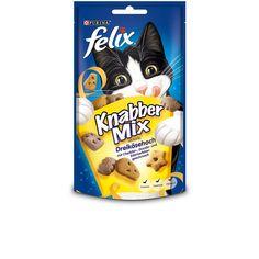 Felix-Snack-KnabberMix-Dreikaesehoch 8x60g 5,-