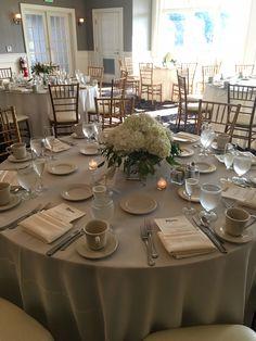 Tablescape Inspiration #manchestercountryclub #wedding #reception