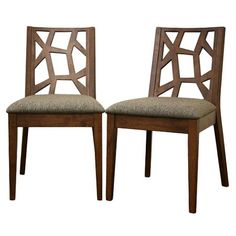 I pinned this Jennifer Dining Chair (Set of 2) from the Joss Gems event at Joss and Main!