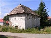 Pamiatkový objekt - Zvolenská Slatina Gazebo, Shed, Outdoor Structures, Kiosk, Pavilion, Cabana, Barns, Sheds