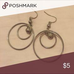 Hoop earrings Listed f21 for views Forever 21 Jewelry Earrings