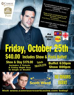 Scott Ward Hypnotist Social Club, Best Western, Events, Entertaining, Memories, Happenings, Hilarious, Remember This