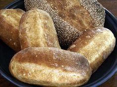 sourdough italian rolls