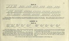 The Palmer method of business writing: the whole original book on handwriting, online at archive.org