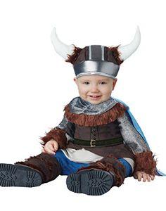 Lil' Viking Warrior Infant Costume