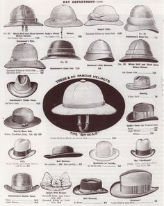 The pith helmet (also known as the safari helmet, sun helmet, topee, sola topee, salacot or topi ) is a lightweight cloth-covered hel. Vintage Safari, Vintage Travel, Pith Helmet, Safari Hat, Out Of Africa, East Africa, British Colonial, Colonial India, Army & Navy