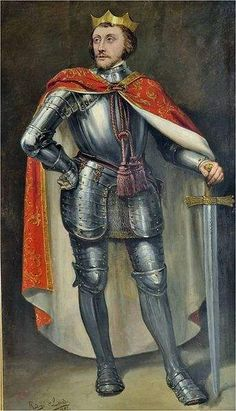 Pedro I of Castile and León, also called Pedro the Cruel. (1334-1369).  Was excommunicated by Blessed Urban V for his persecutions of clergy and cruelty.