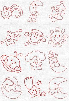 Embroidery Designs Ideas Free Embroidery Designs, Sweet Embroidery, Designs Index Page Baby Embroidery, Embroidery Patterns Free, Vintage Embroidery, Ribbon Embroidery, Machine Embroidery Designs, Embroidery Stitches, Embroidery Sampler, Embroidery Jewelry, Easy Drawings