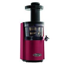 Omega Vertical Juicing System VSJ843RR Red *** ** AMAZON BEST BUY ** #MasticatingJuicer