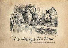 (19) #teatime -