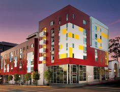 Cedar Gateway Apartments | Silber Architects; Credit: Jim Doyle of Applied Photography | Bustler