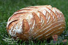 Nafouknutá chlebová placka z bývalé Jugoslávie Bread Recipes, Cooking Recipes, Healthy Recipes, Healthy Food, Bread Art, Salty Foods, Our Daily Bread, Ciabatta, Sourdough Bread