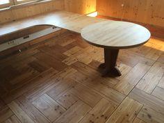 Vous aimez le bois ? Nous aussi ! Contactez-nous pour toute demande de rénovation ! Pose Parquet, Brest, Decoration, Dining Table, Furniture, Home Decor, Rennes, Decor, Decoration Home