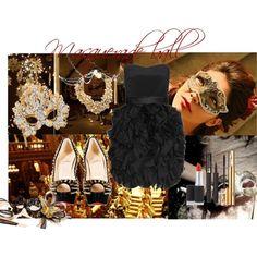 Masquerade Outfit Ideas   Visit couturegrl86.polyvore.com