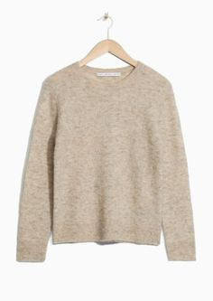 & Other Stories | Mohair & Wool Knit Sweater